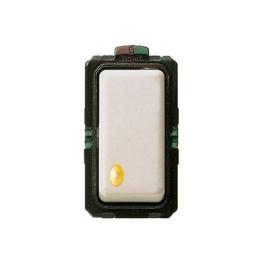 Modulo Interruptor 9/24 16A 250V 3 Vias con Luz Piloto - Bticino