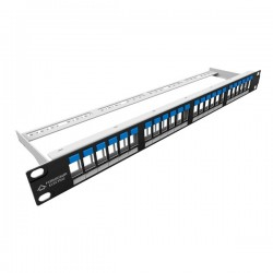 Patch Panel Descargado Blindado 24P Con Iconos