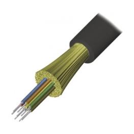 Cable Fibra Optica Multimodo 6 Fibras 50/125 Om3 Indoor/Outdoor