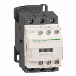 Contactor 3 polos - 9A - 220V AC - NANC Schneider
