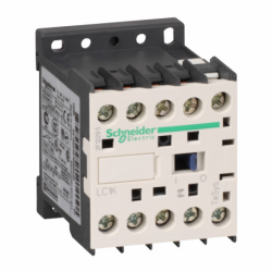 Contactor 3P 6A 3Hp 2.2kW 24Vac - Schneider-Electric