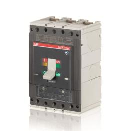 Interruptor Automatico 3P Fijo 400A 70kA 380Vac T5H 400 Tma - ABB
