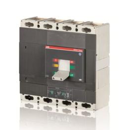 Interruptor Automatico 4P Regulable 800A 36kA 415VacT6N 800 - ABB