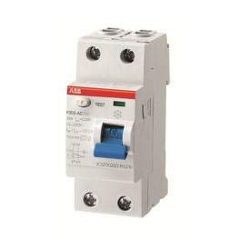 Interruptor Diferencial 2P 63A 30Ma F202Ac - ABB