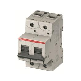 Interruptor Automatico S800Pv 2X10A S 5kA - ABB