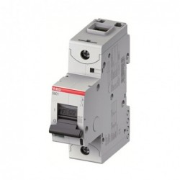 Interruptor Automatico 1P 50A C 25kA S800C - ABB