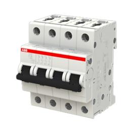 Interruptor Automatico 4P 32A C 10kA - ABB