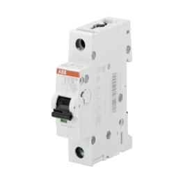 Interruptor Automatico 1P 6A B 15kA S200M - ABB