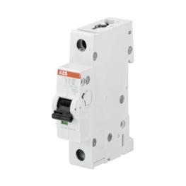 Interruptor Automatico 1P 10A C 15kA S200M - ABB