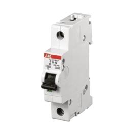 Interruptor Automatico 1P 6A C 25kA S200P - ABB