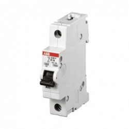 Interruptor Automatico 1P 10A C 25kA S200P - ABB