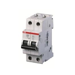 Interruptor Automatico 2P 20A C 25kA S202P - ABB