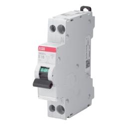 Interruptor Automatico 1P+N 6A C 6kA Sn 201 L - ABB