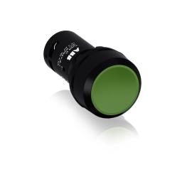 Pulsador compacto verde 1NA CP1-10G-10 -  ABB