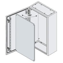Caja metálica SR2 800x600x300mm IP65  -  ABB