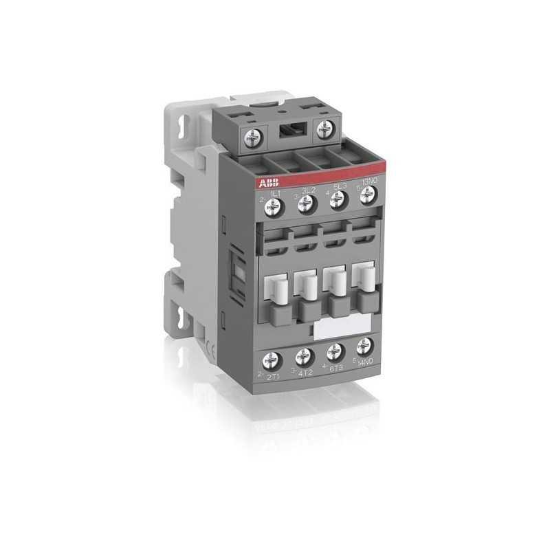 Contactor Af12-30-10-11 - Control: 24-60V Ac/Dc 50Hz / 60Hz - Abb