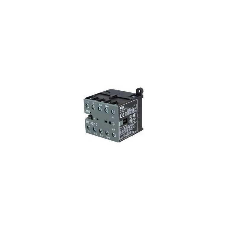 Mini Contactor B7-30-10, Control: 220-240V 40-450Hz - Abb