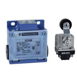 Limit switch palanca con roldana plastica NANC acción rápida Schneider