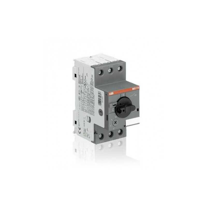 Guardamotor Ms116-10.0 Regulable 6.30 - 10A - Abb