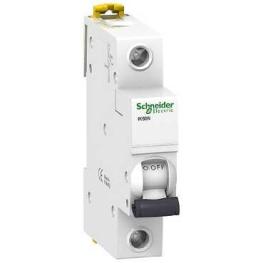 Interruptor automatico iK 1P  10A curva C Schneider