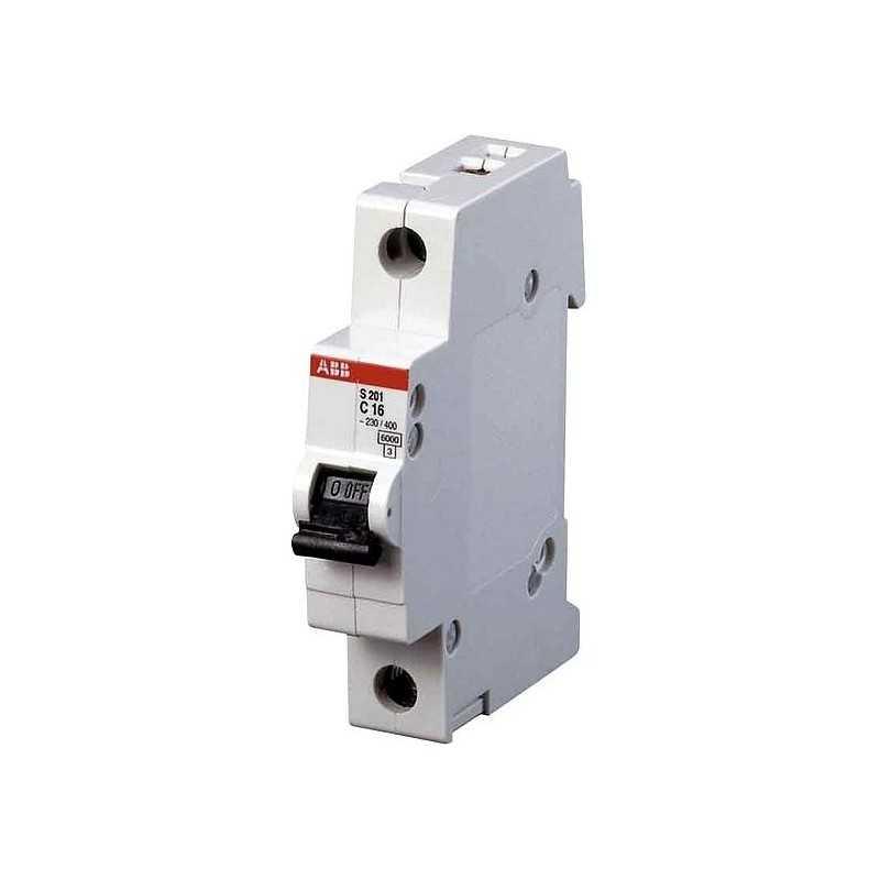Interruptor Automatico S200 1X32A C 10Ka - Abb