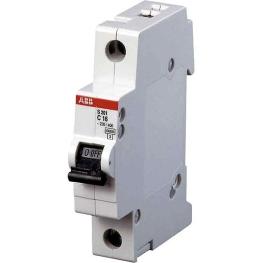 Interruptor Automatico S200 1X4A C 10Ka - Abb