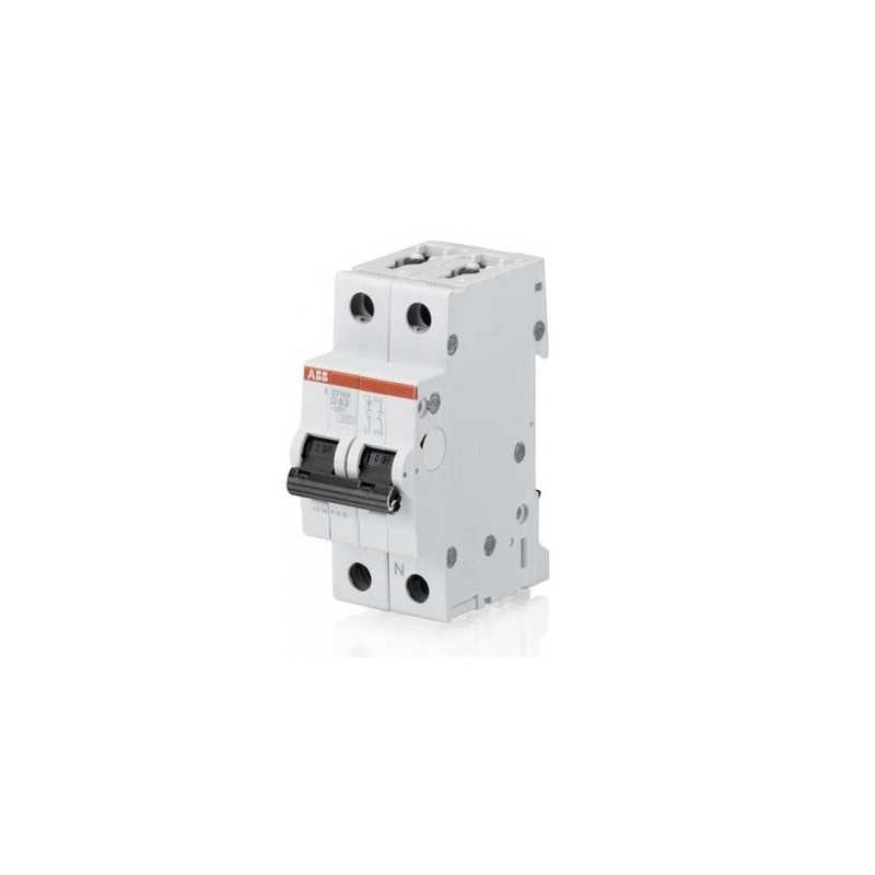 Interruptor Automatico S200 2X25A C 10Ka - Abb