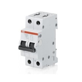 Interruptor Automatico S200 2X4A C 10Ka - Abb