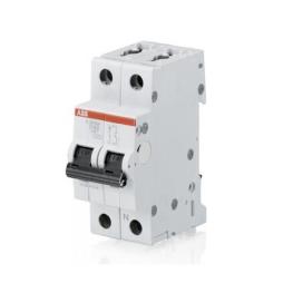 Interruptor Automatico S200 2X6A C 10Ka - Abb