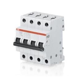 Interruptor Automático S200 3x63A curva C - 10kA - ABB