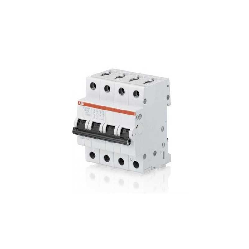 Interruptor Automatico S200 3X63A C 10Ka - Abb