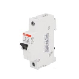 Interruptor Automatico S200M 1X6A C 15Ka - Abb