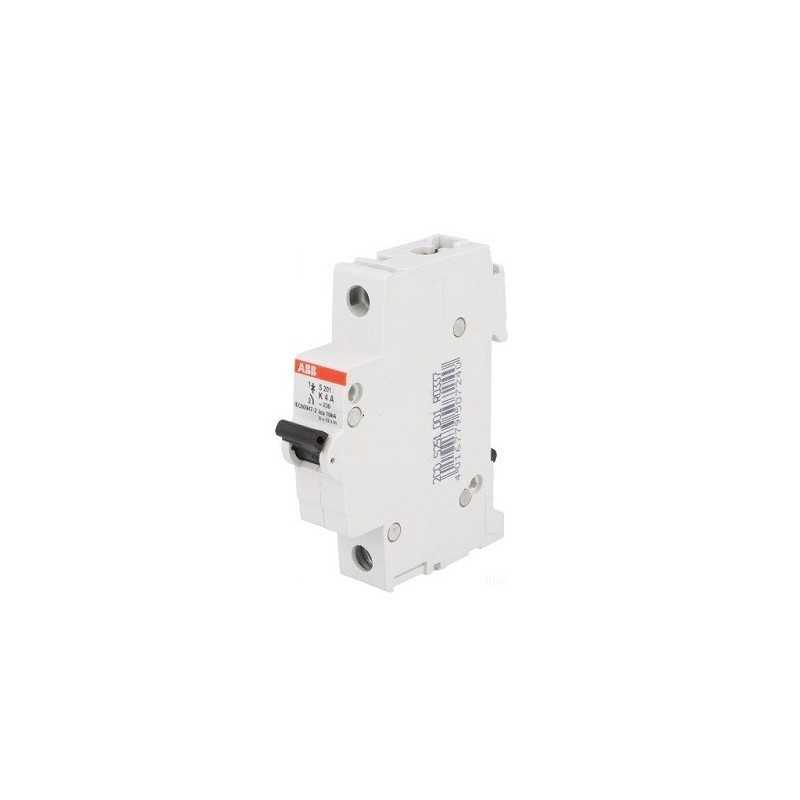 Interruptor Automatico 2P 3A C 10Ka S202 Abb