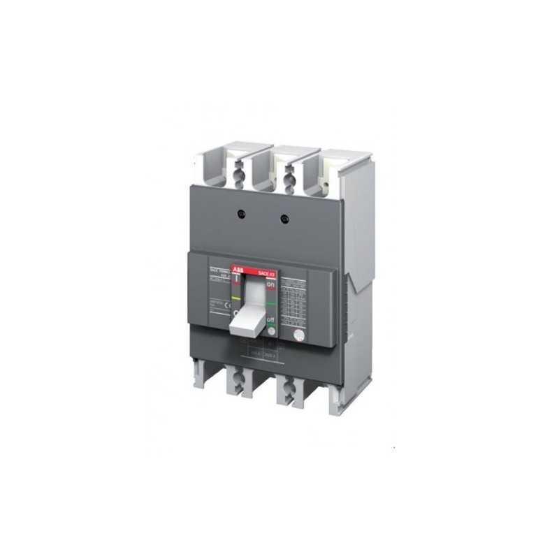 Interruptor Automatico A1B 125 Tmf 80-800 3P F F - Abb
