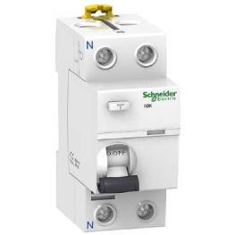 Interruptor diferencial iIDK 2P 25A 30mA clase AC Schneider