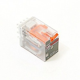 Relé Capsulado Cr-M110Ac4 Control: 110V A.C. - Abb
