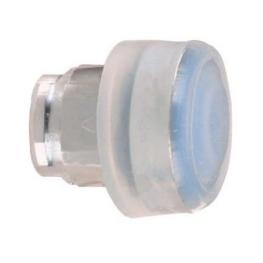 Capuchon para pulsador 22 mm transparente silicona  - XB4 - XB5  Schneider