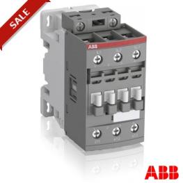 Contactor 3P 37A 30Hp 18Kw 250Vac A 500 V Ac/Dc Abb
