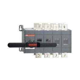 Desconectador 3P 1000A 415V Motor 220Vac Otm 1000E3Cm230C Abb