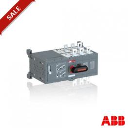 Desconectador 3P 200A  690V Motor 220Vac Otm 200E3Cm230C ABB