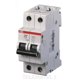 Interruptor Automatico 2P 2A Z 25Ka S202P Abb