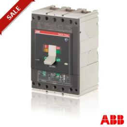 Interruptor Automatico 3P Regulable 160-400A 70Ka 690Vac Tmaz T5H-400 Abb
