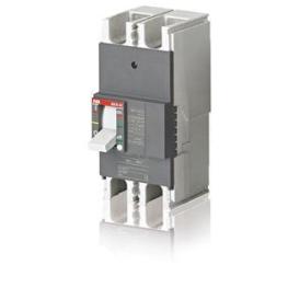 Interruptor Automatico 2P Fijo 63A 36Ka 380Vac Formula A1 Abb