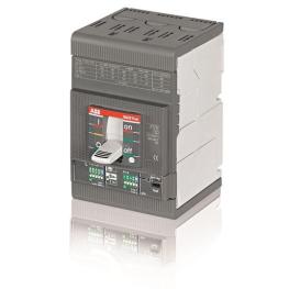 Interruptor Automatico 3P Regulable 25-63A 36Ka 380Vac Lsig Xt2N Abb