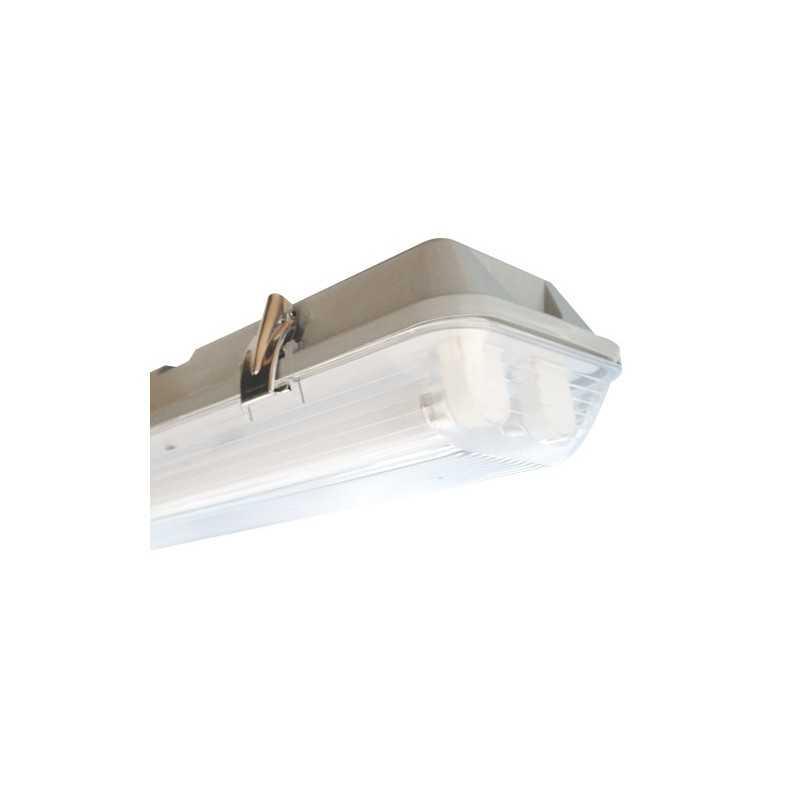 Equipo Fluorescente 2X18W T8 Estanco IP65 Bm Electric