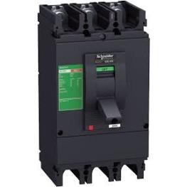 Interruptor Automatico 3P Fijo 320A 50Ka 380Vac Easypact Ezc400  Schneider