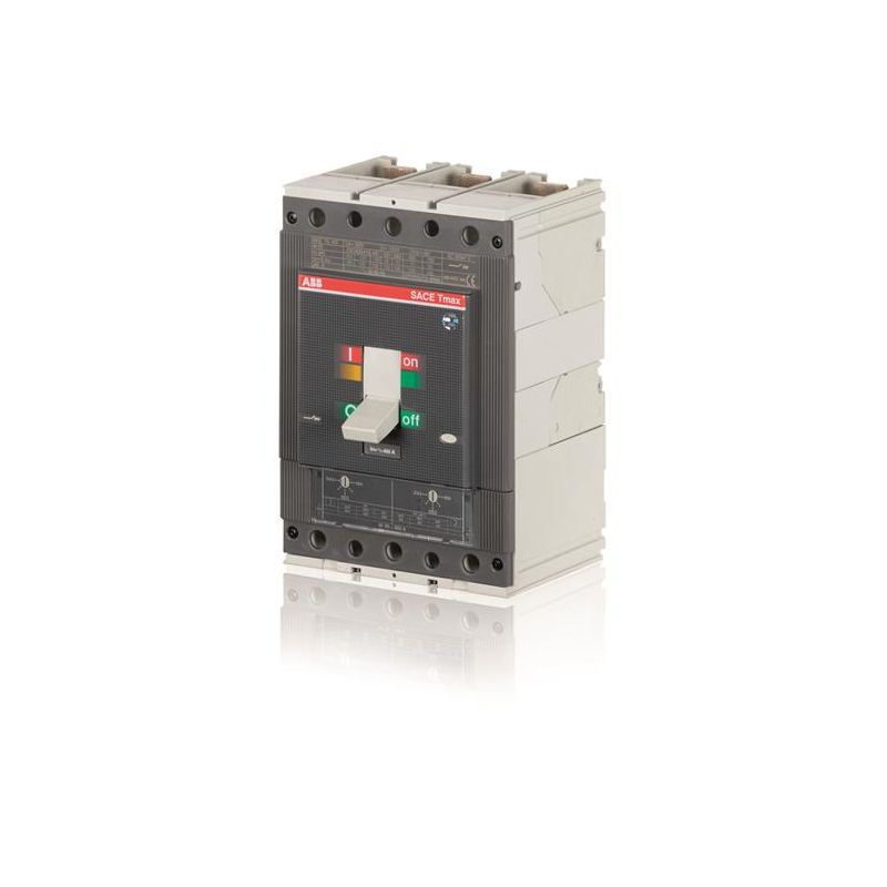 Interruptor Automatico 3P Regulable 350-500A 36Ka 380Vac Tmax T5N  ABB