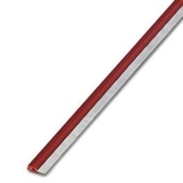 Peine De Alimentacion 500Mm Rojo para Rele Plc Fbst500-Plc-Rd