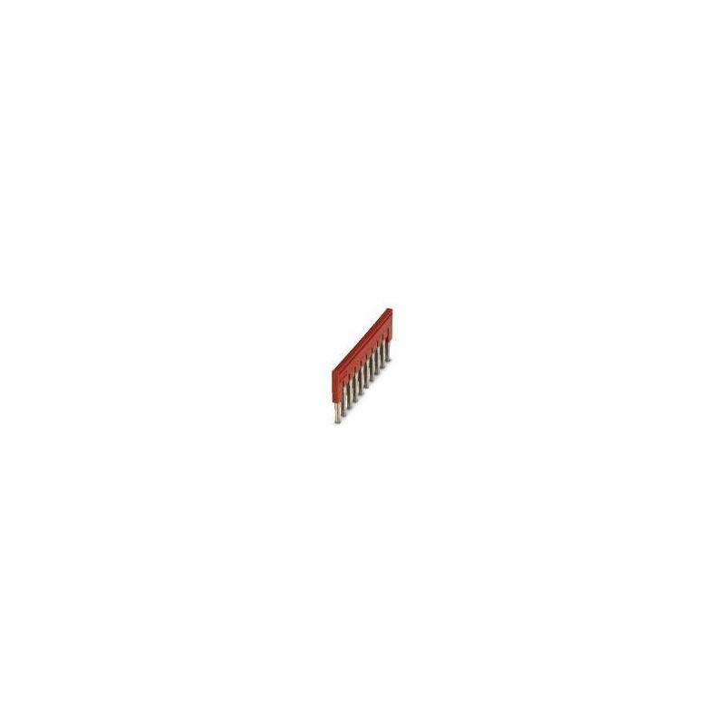 Peine De Alimentacion 6-10Mm 10P 32A Rojo Fbs 10-6
