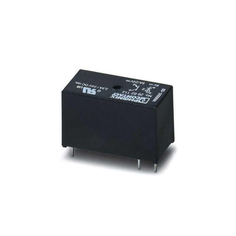 Rele De Sobrecarga Estado Solido Miniatura Opt-5Dcon 24Dcon 5A